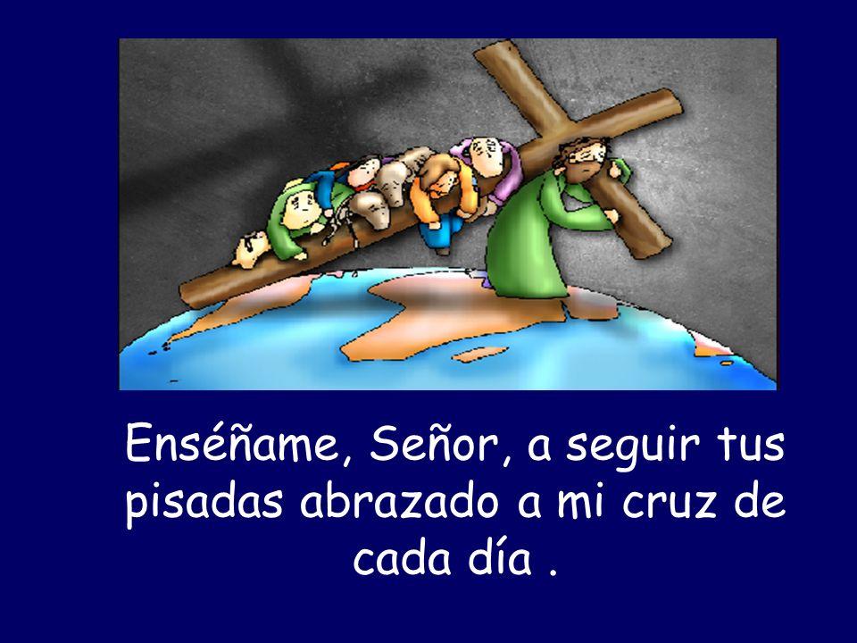 Resultado de imagen de la cruz de cada dia