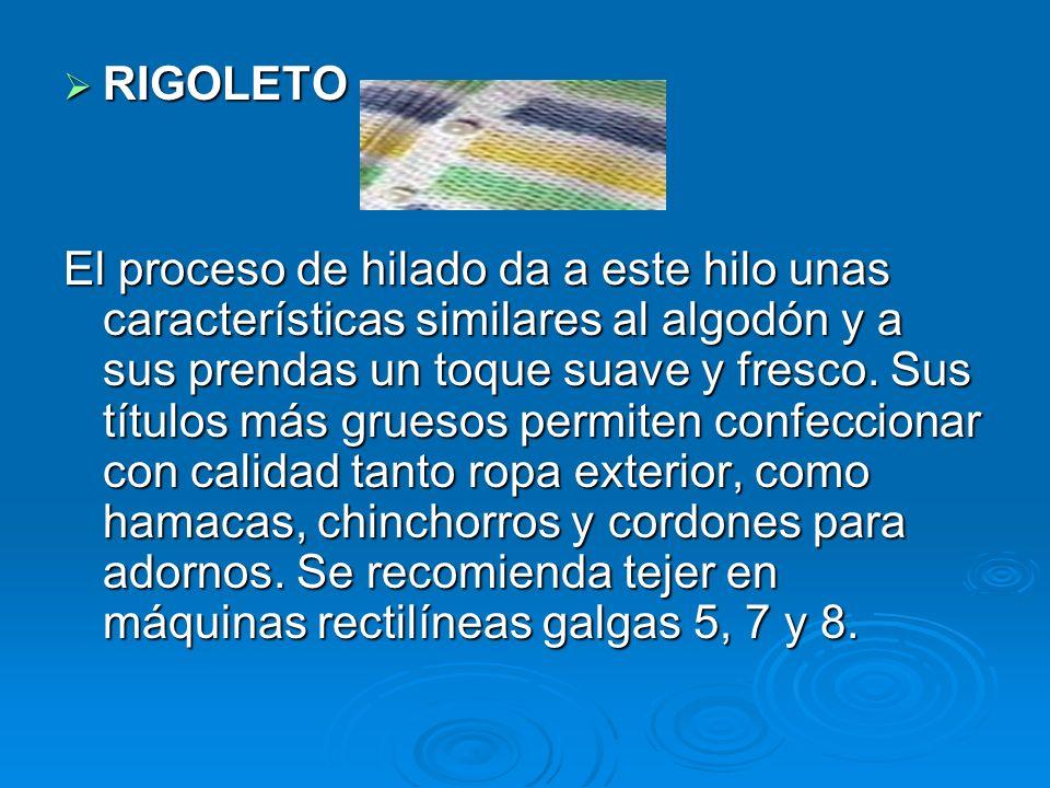 RIGOLETO