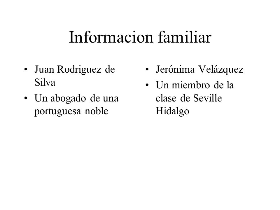 Informacion familiar Juan Rodriguez de Silva