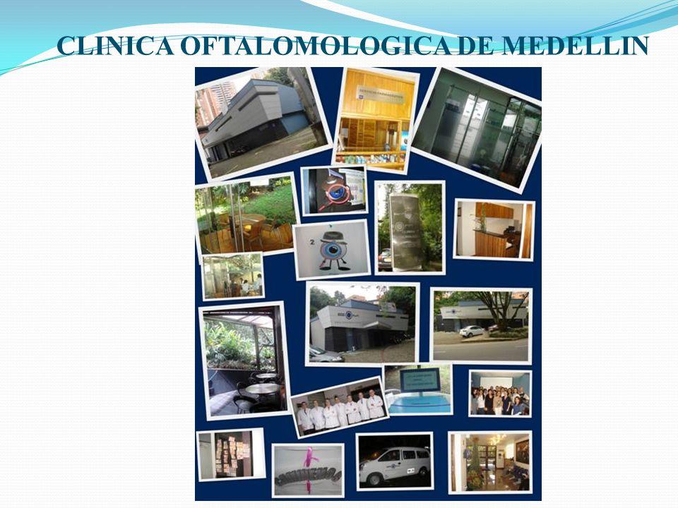 CLINICA OFTALOMOLOGICA DE MEDELLIN