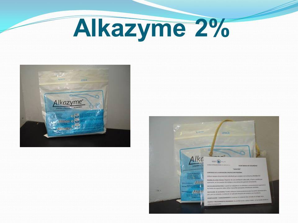 Alkazyme 2%