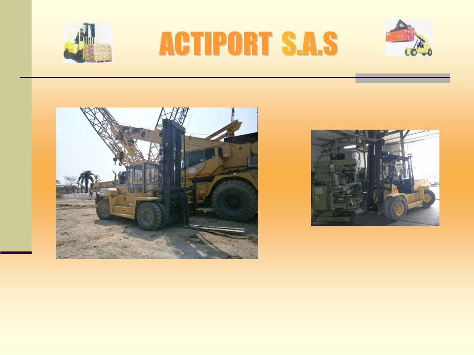 ACTIPORT S.A.S