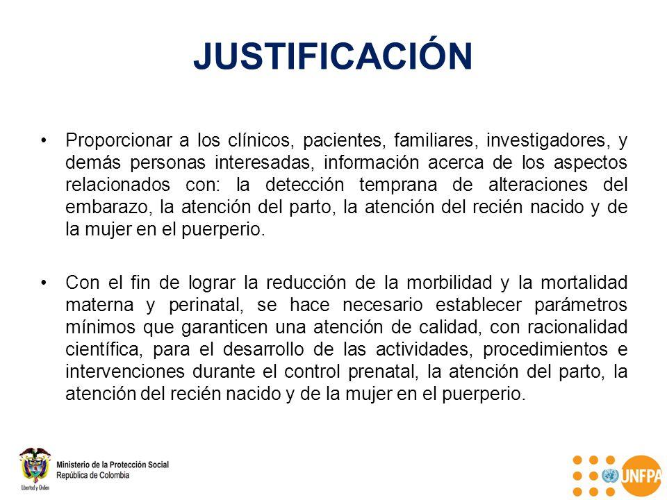 PROTOCOLO DE ATENCIÓN PRENATAL - ppt descargar