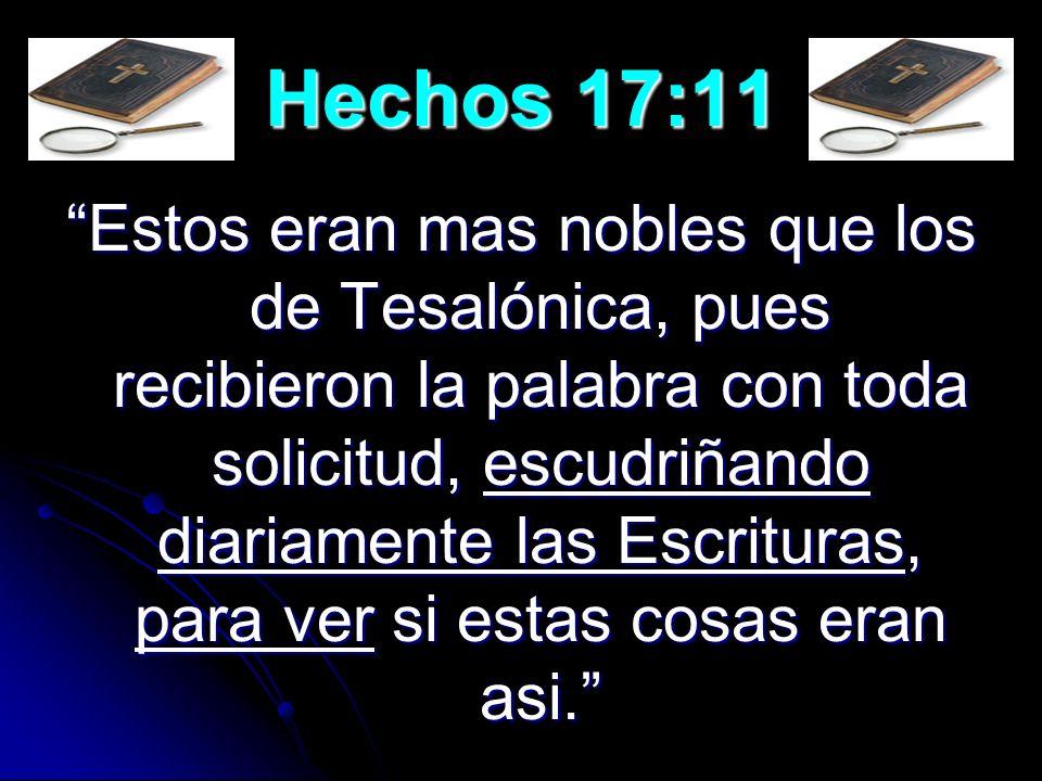 Hechos 17:11