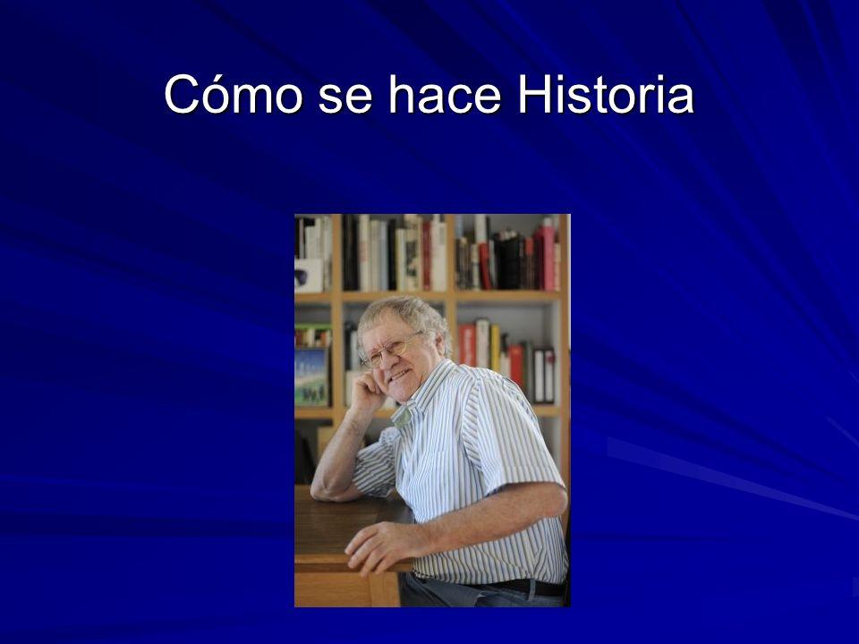 Cómo se hace Historia