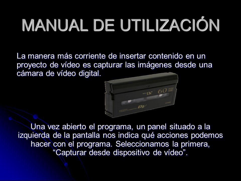 MANUAL DE UTILIZACIÓN
