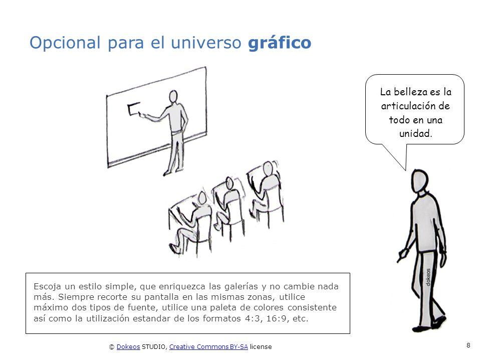 Opcional para el universo gráfico