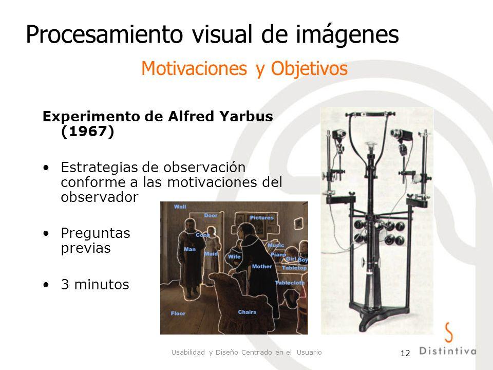Procesamiento visual de imágenes