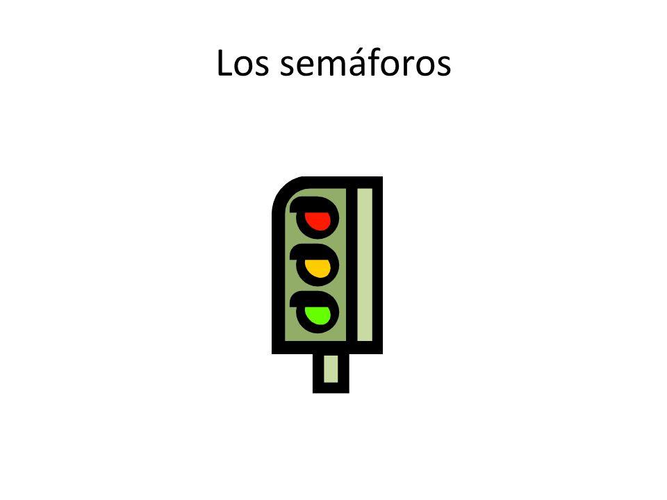 Los semáforos
