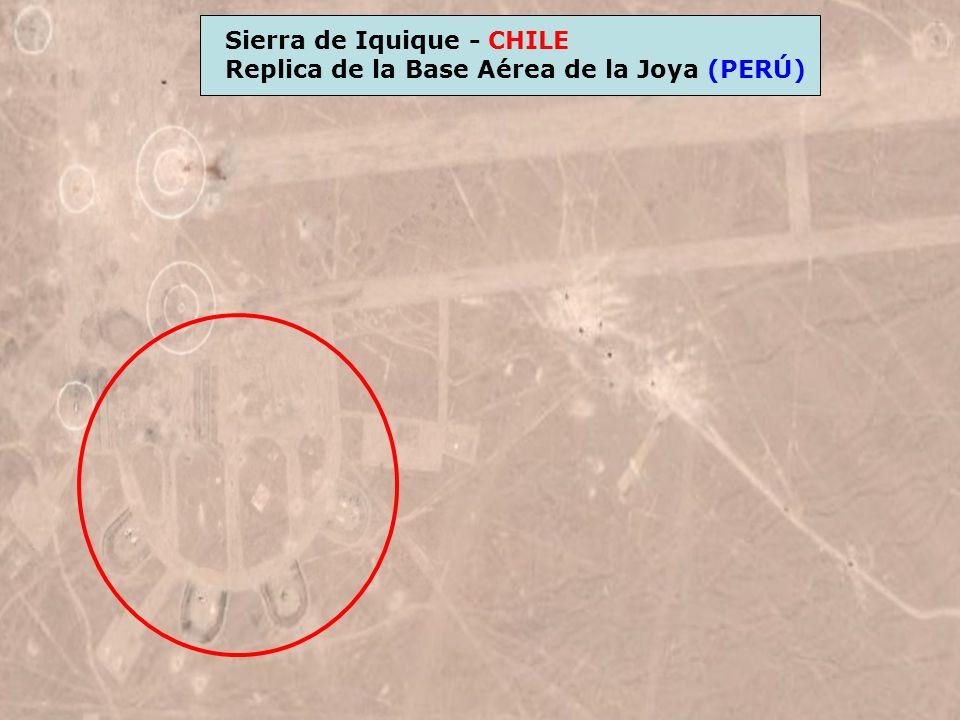 Sierra de Iquique - CHILE
