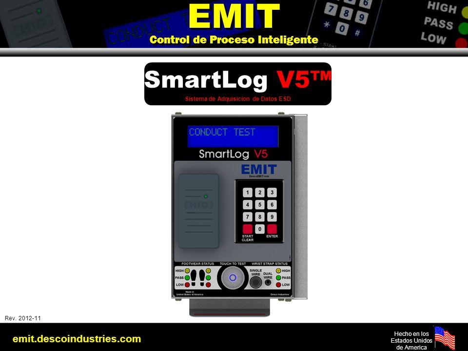 Sistema de Adquisicion de Datos ESD