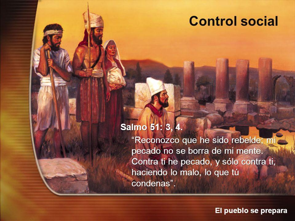 Salmo 51: 3, 4. Reconozco que he sido rebelde; mi pecado no se borra de mi mente. Contra ti he pecado, y sólo contra ti, haciendo lo malo, lo que tú condenas .