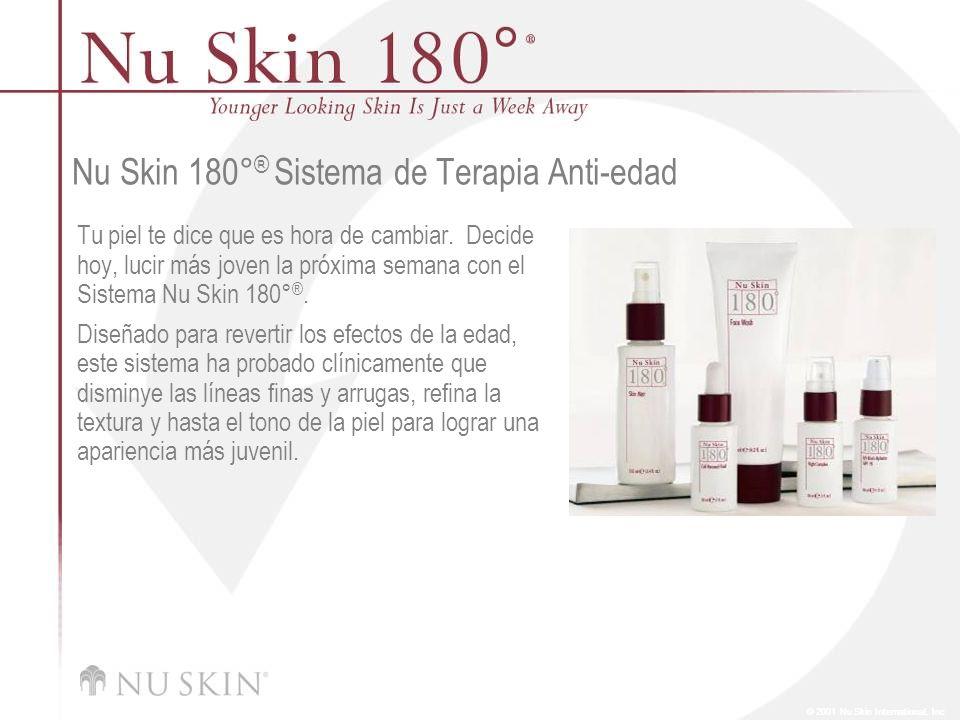 Nu Skin 180°® Sistema de Terapia Anti-edad