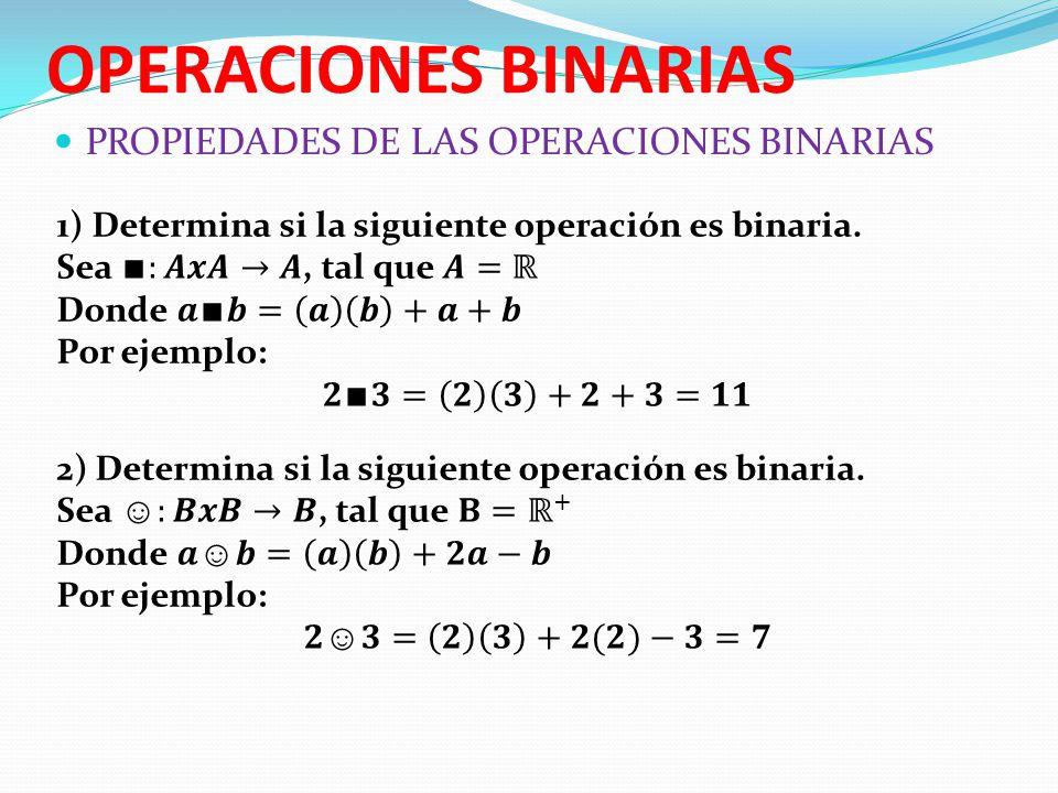 Operación de opciones binarias