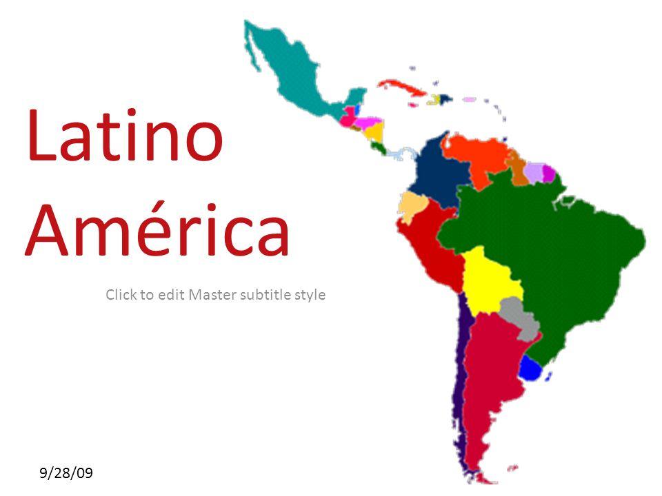 Latino América 9/28/09