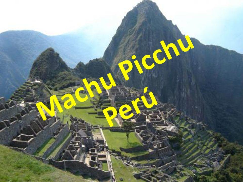 Machu Picchu Perú 9/28/09