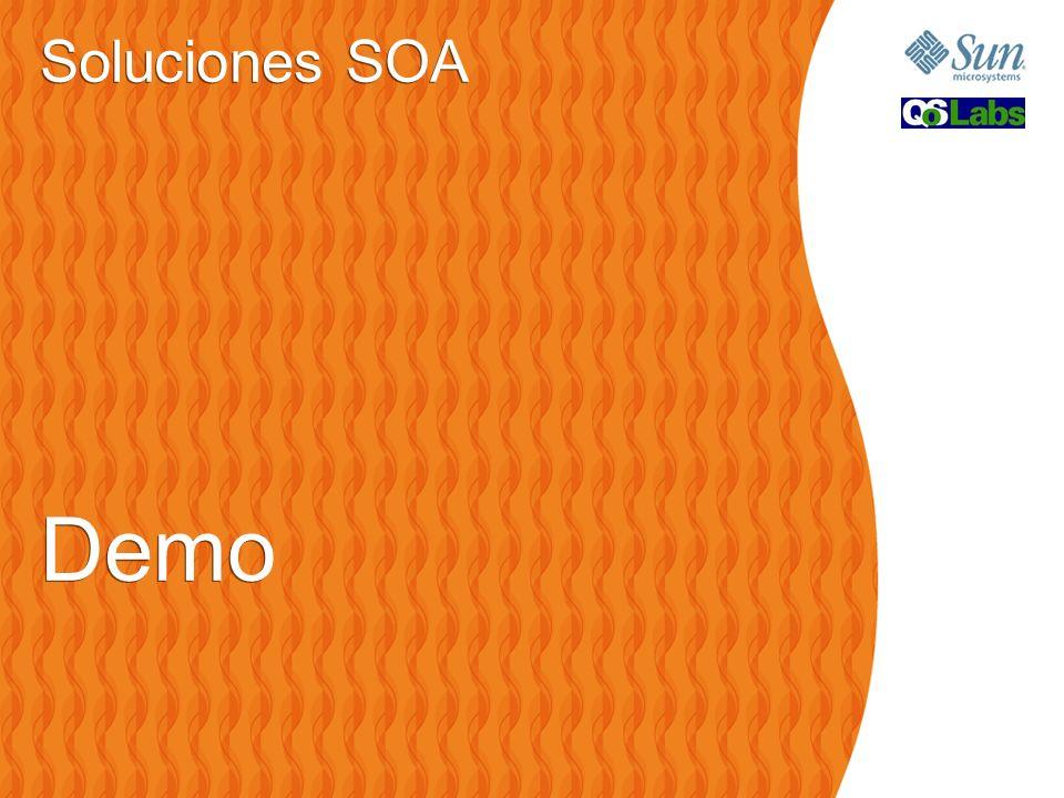 Soluciones SOA Demo