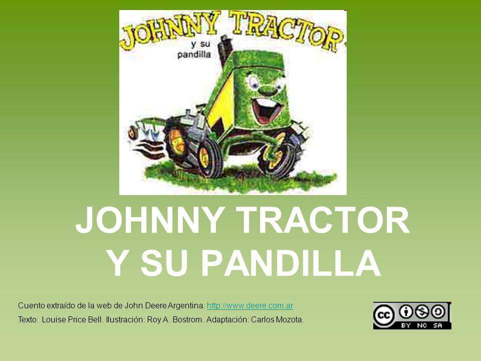 JOHNNY TRACTOR Y SU PANDILLA