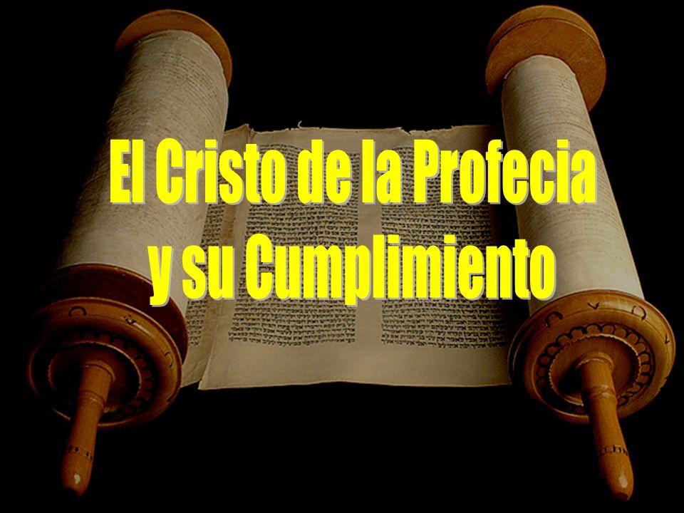 El Cristo de la Profecia
