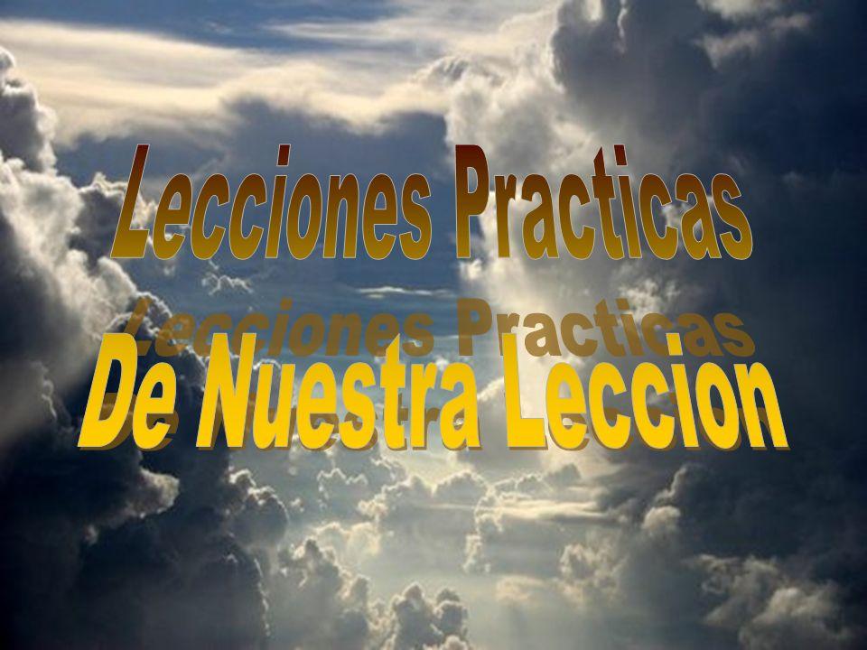 Lecciones Practicas De Nuestra Leccion
