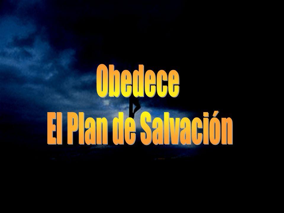 Obedece El Plan de Salvación