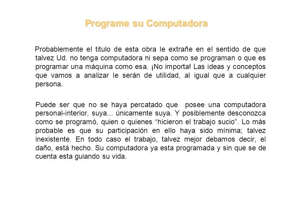 Programe su Computadora