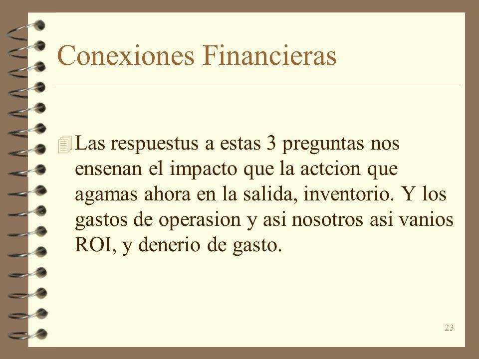 Conexiones Financieras