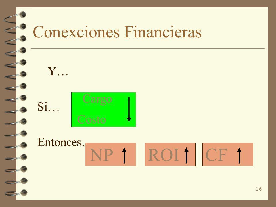 Conexciones Financieras