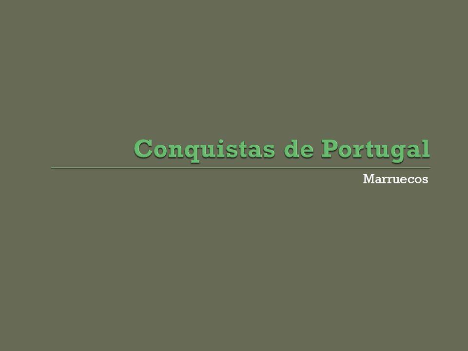 Conquistas de Portugal