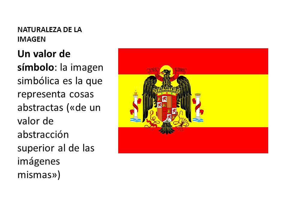 NATURALEZA DE LA IMAGEN