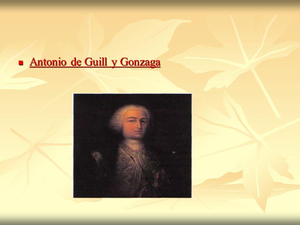 Antonio de Guill y Gonzaga