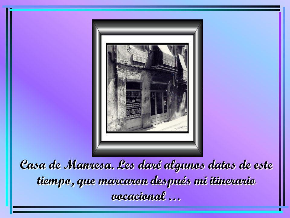 Casa de Manresa.