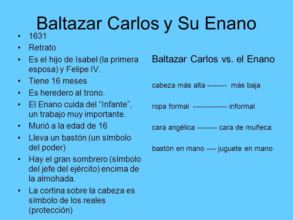 Baltazar Carlos y Su Enano