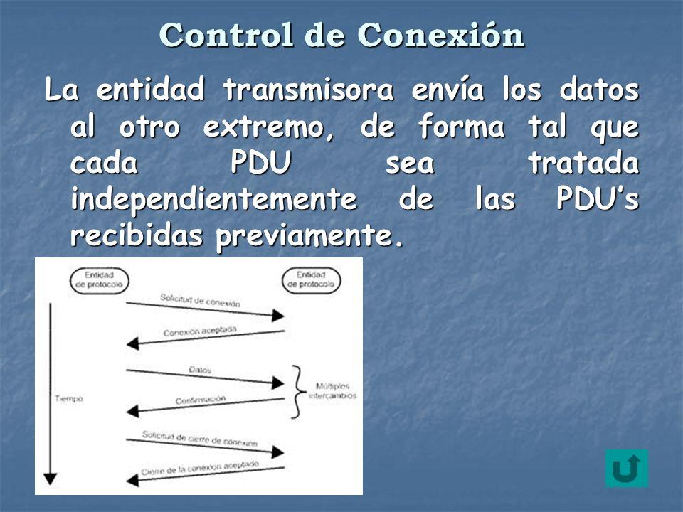 Control de Conexión