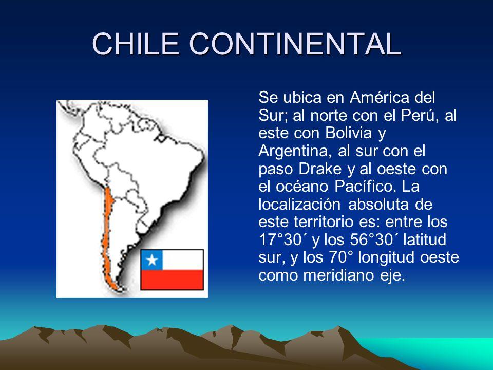 CHILE CONTINENTAL