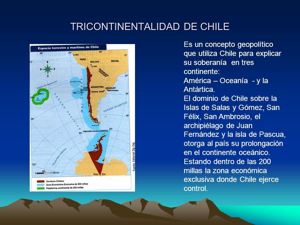 TRICONTINENTALIDAD DE CHILE