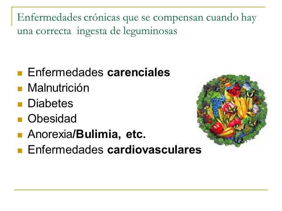 Enfermedades carenciales Malnutrición Diabetes Obesidad
