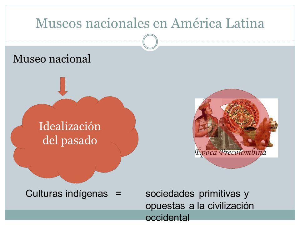 Museos nacionales en América Latina