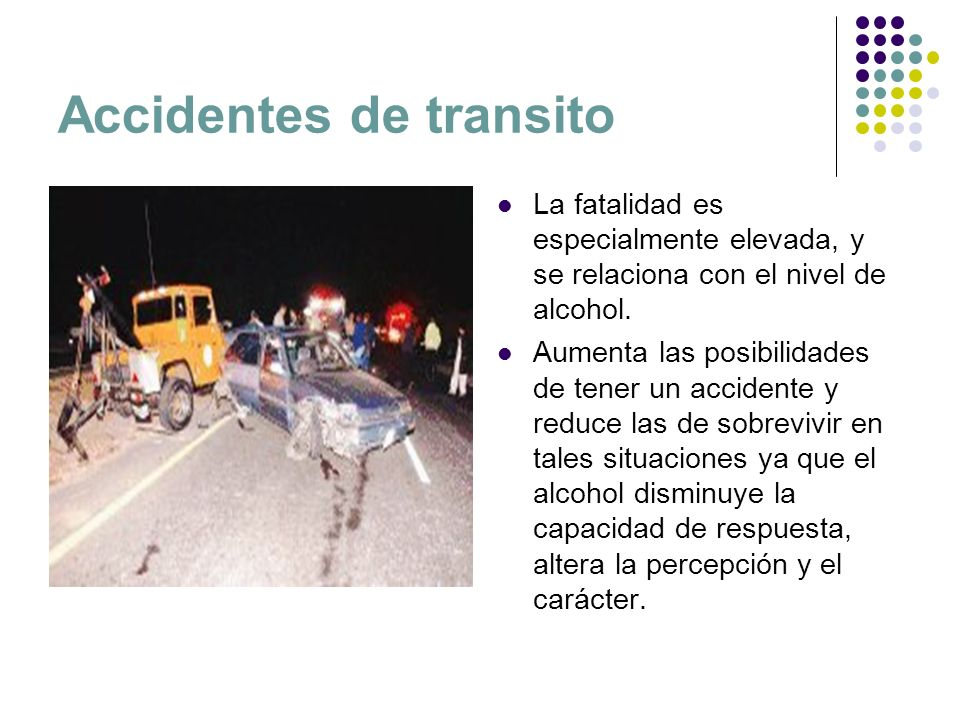 Accidentes de transito