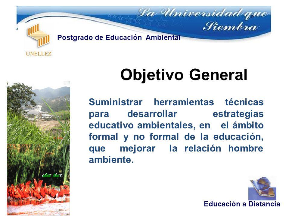 Postgrado de Educación Ambiental