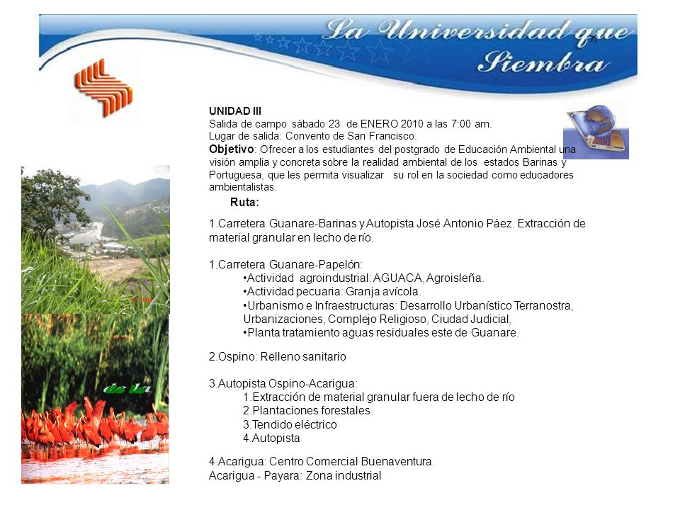 Carretera Guanare-Papelón: