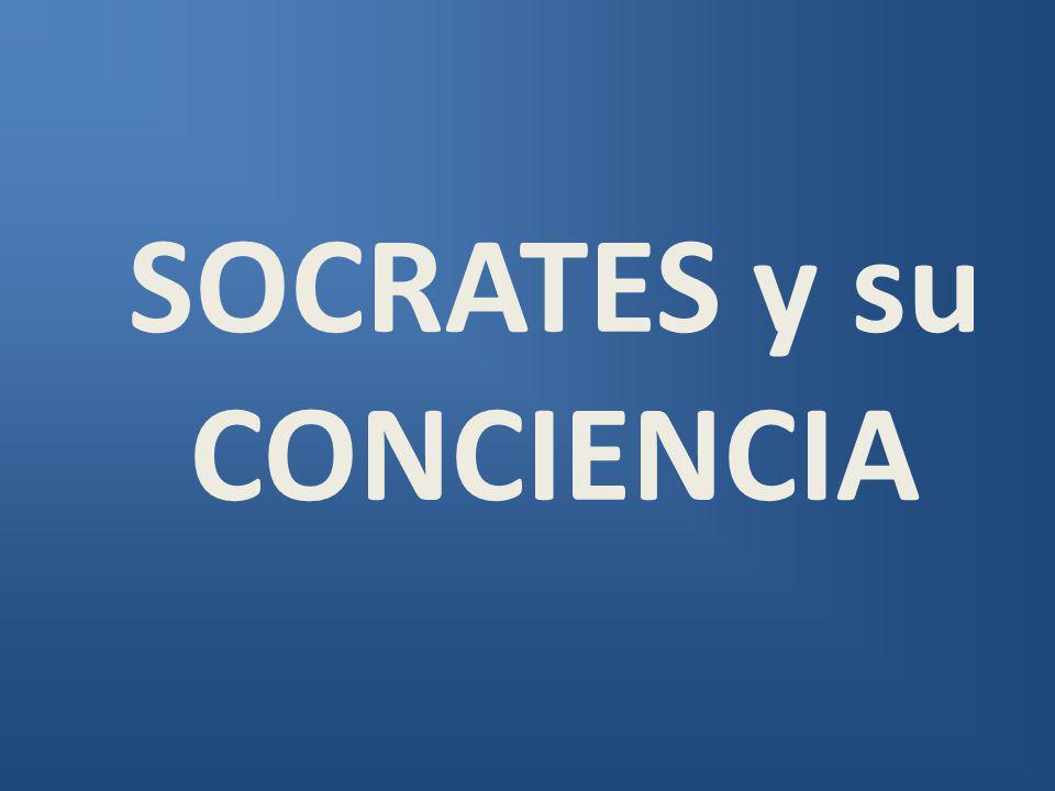 SOCRATES y su CONCIENCIA