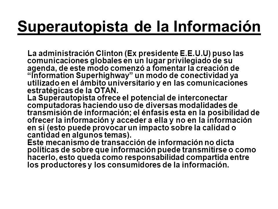 Superautopista de la Información
