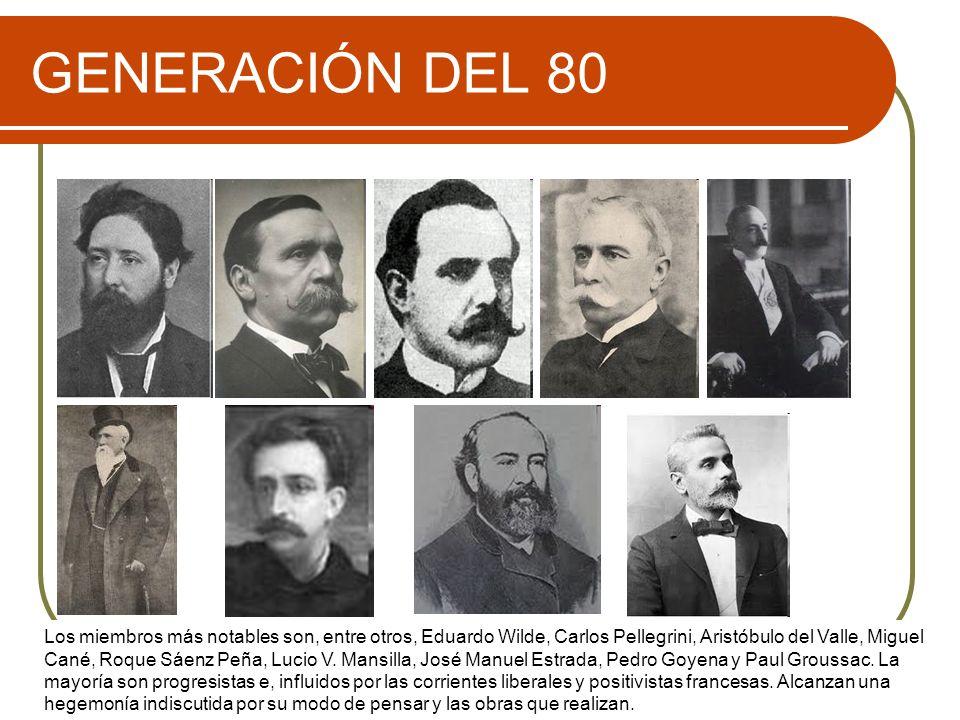 GENERACIÓN DEL 80