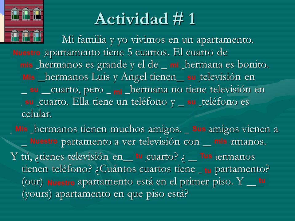 Actividad # 1