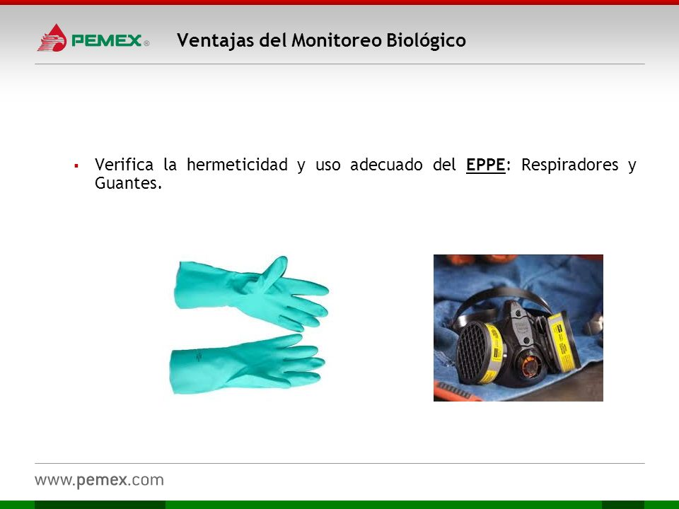 Ventajas del Monitoreo Biológico