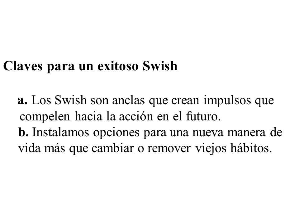 Claves para un exitoso Swish a