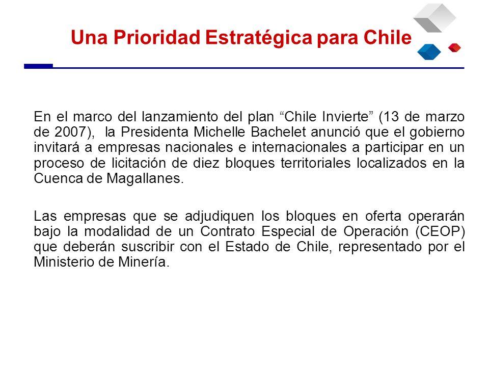 Una Prioridad Estratégica para Chile