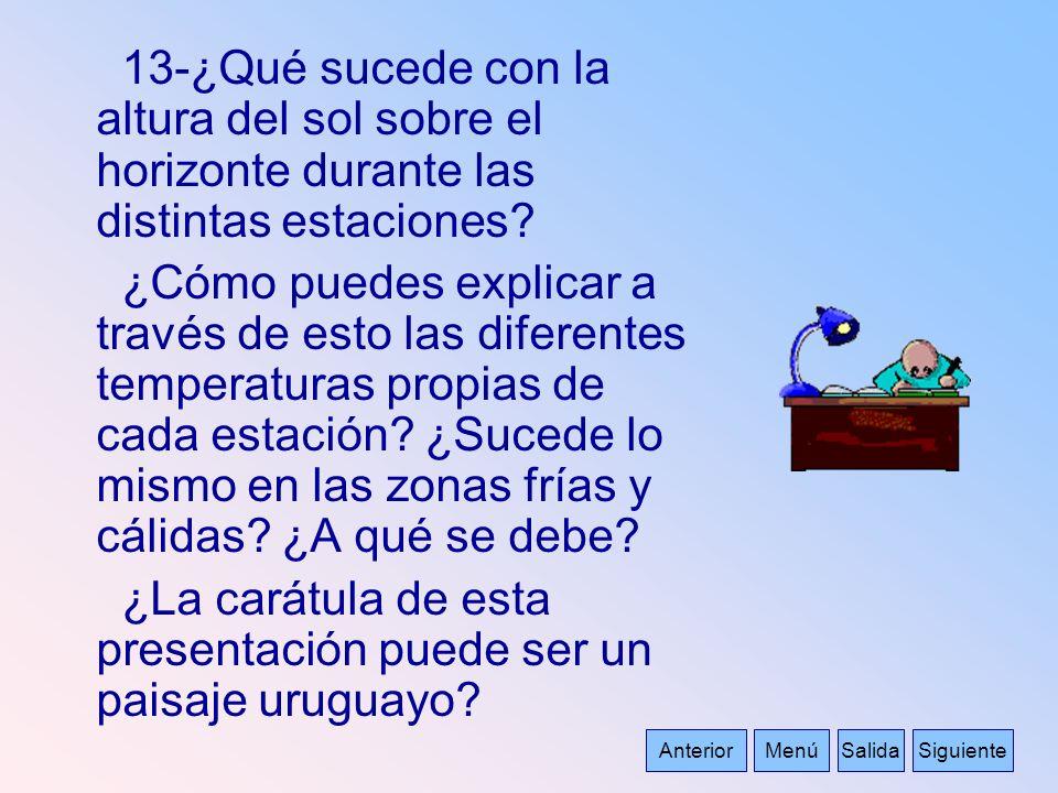 ¿La carátula de esta presentación puede ser un paisaje uruguayo