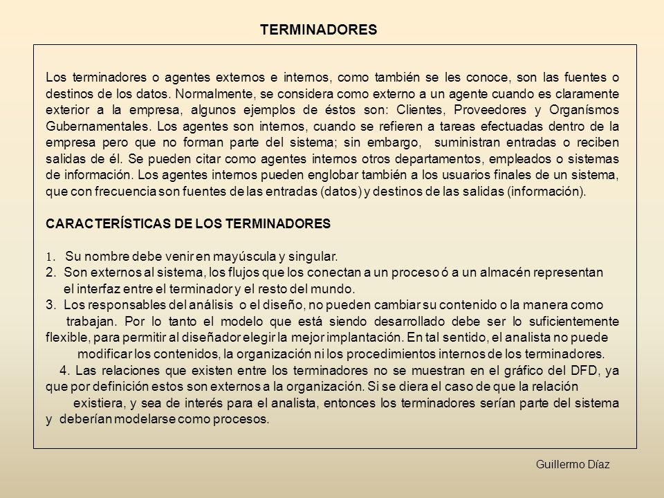 TERMINADORES